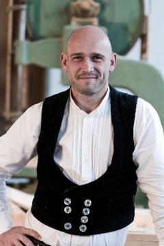 Andreas Laue, Zimmerer Betreibsleiter